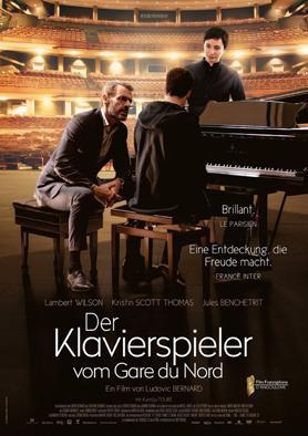 Der Klavierspieler vom Gare du Nord (Au bout des doigts)