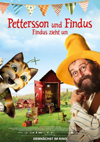 """Pettersson & Findus """"Findus zieht um"""""""
