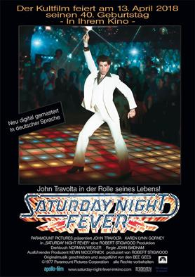 Nur Samstag Nacht (Saturday Night Fever)